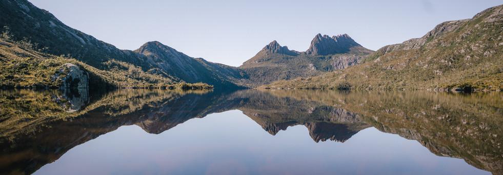 Crade Mounatin, Dove Lake