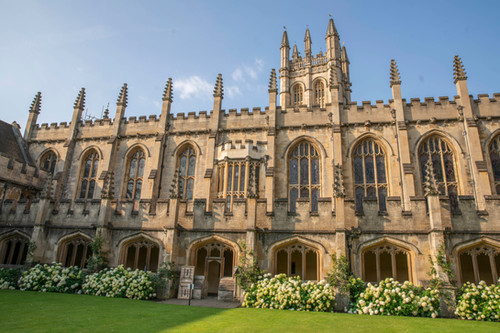 Cloisters, Oxford