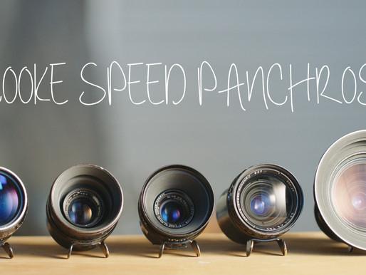 Cooke Speed Panchro Lenses
