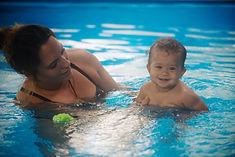 bébé nageur, psychomotricité aquatique
