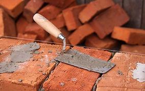 constructing-building-tools-trowel-mason