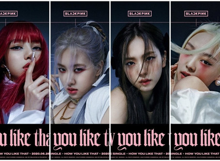 BLACKPINK-How You Like That