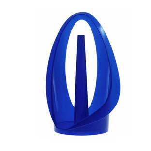 Symbolix portarotolo per Gio'Style.  Design Marco Maggioni, 2002  Symbolix paper roll holder for Gio'Style.  Design Marco Maggioni, 2002