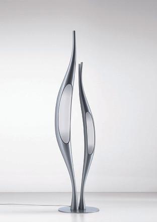 Opalia, lampada da terra prodotta da Odue Concept by Oasis. design Marco Maggioni, 2004  Opalia, floor lamp for Odue Concept by Oasis. design Marco Maggioni, 2004