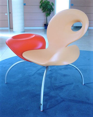 Prototype chair.  Design Marco Maggioni 2001