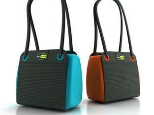 Borse termiche, produzione Gio'Style.  Design Marco Maggioni, 2013.  Thermal bags, Gio'Style production.  Design Marco Maggioni, 2013.