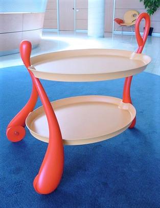 Prototype trolley  Design Marco Maggioni 2001
