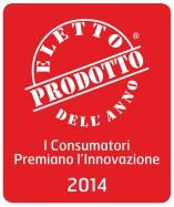 ForMe è eletta prodotto dell'anno 2014.  Design Marco Maggioni  ForMe is elected product of the year 2014.  Design Marco Maggioni
