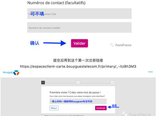 通信服务 | 一插即用的电话卡身份认证流程 (Bouygues)