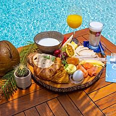 Breakfast platter (p.p.)