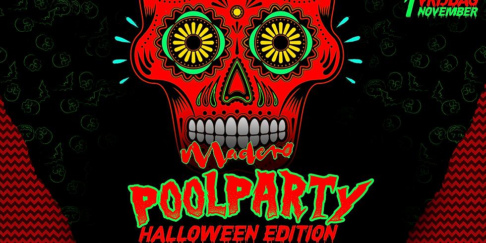 Madero Poolparty :  Halloween edition