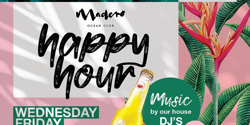 Madero x Happy Hour