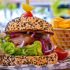 Madero's Classic Burger