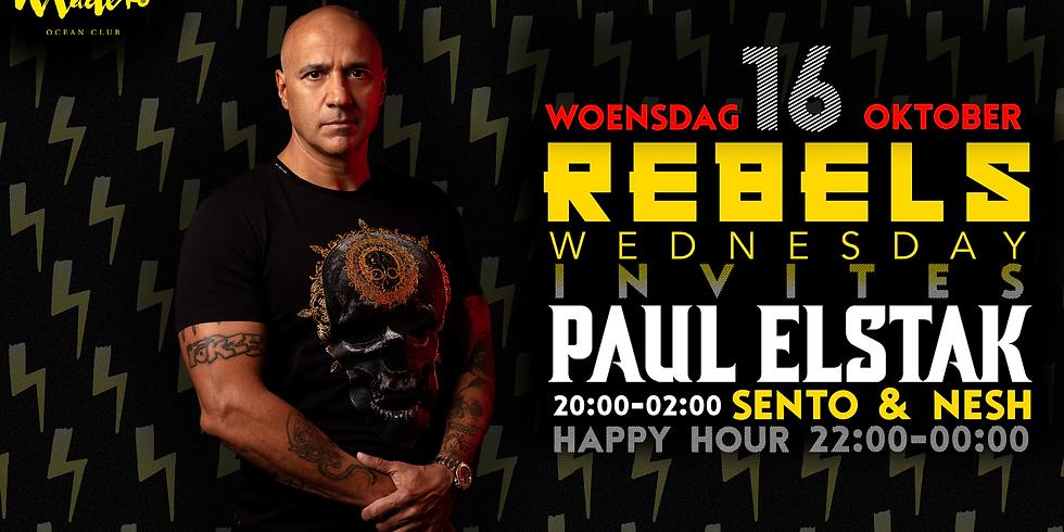 Rebels Wednesday x Paul Elstak