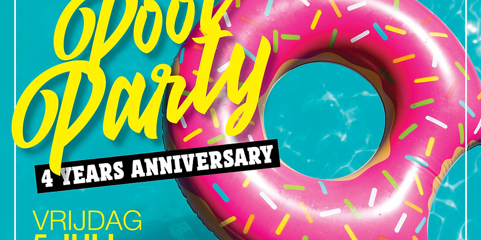 Pool Party anniversary edition