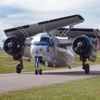 Navy C-1A Trader finds new home at the C