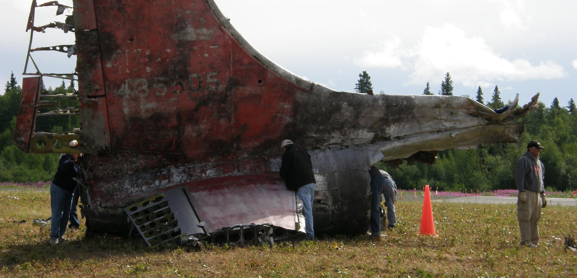 Alaska recovery tail.JPG