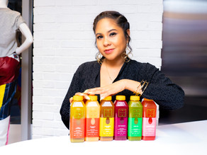 "Angela Yee's Journey To Juicing And Why You Should ""Drink Fresh Juice"""