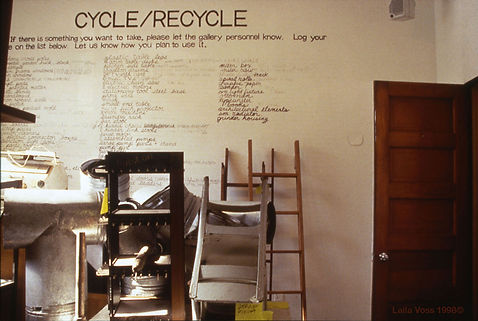 Cycle/Recycle