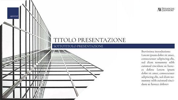 copertina presentazione