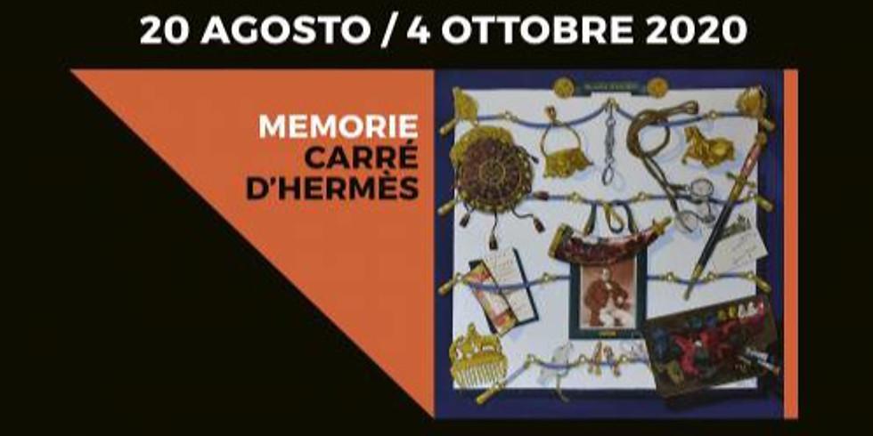 MEMORIE. Carré d'Hermès