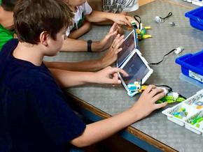 Edutainment: Laboratori hands-on - Robotica