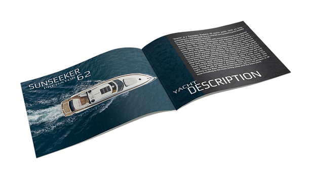 Grafica Brochure Spectra