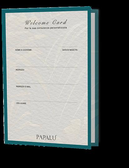 realizzazione brochure Papalu