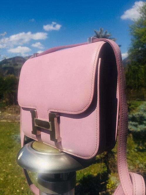 Hermès - borsa Constance mini
