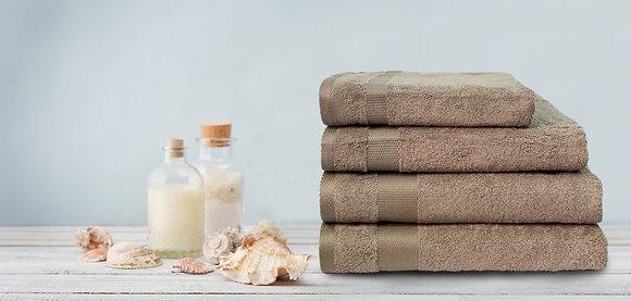 Set ISIDE. Morbidissimo set di asciugamani in spugna 100% cotone