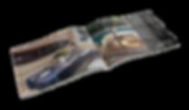 portfolio immagine coordinata brochure