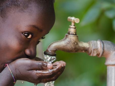 Per la mancanza d'acqua non esiste vaccino