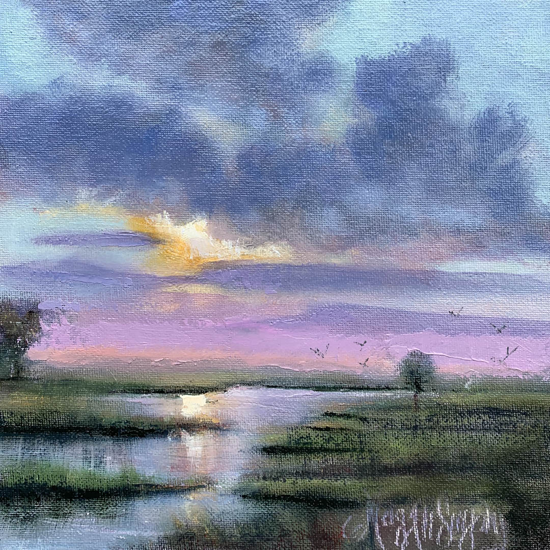 Artist Maggii Sarfaty