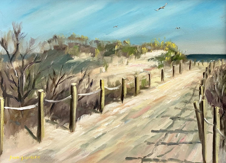 Artist John Schisler