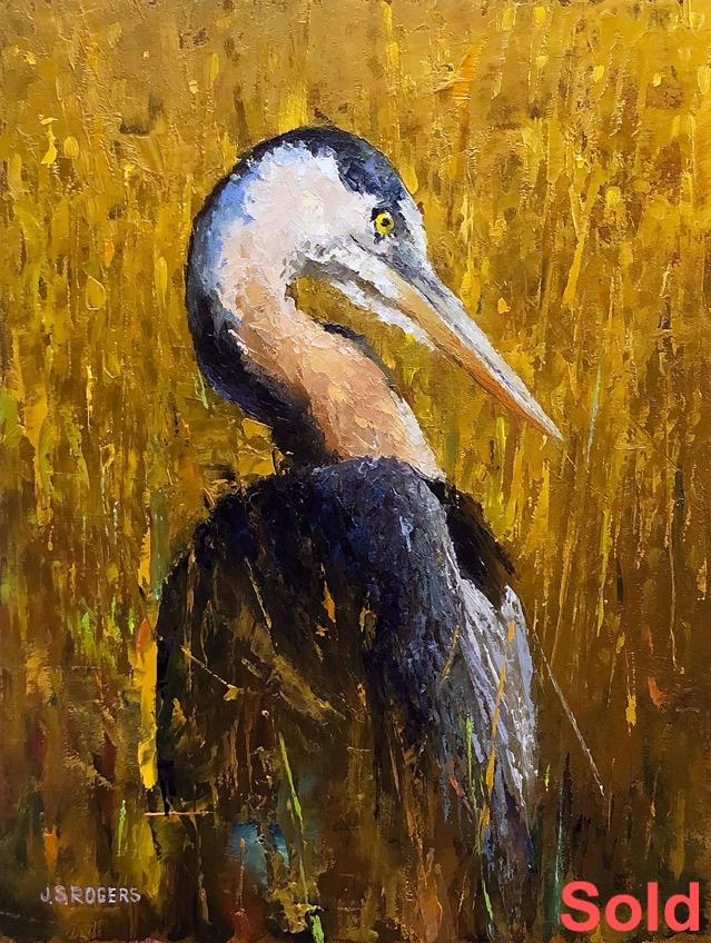 Artist J. Stacy Rogers