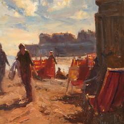 Artist Roger Dellar