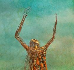 Artist Mary Lu Pool