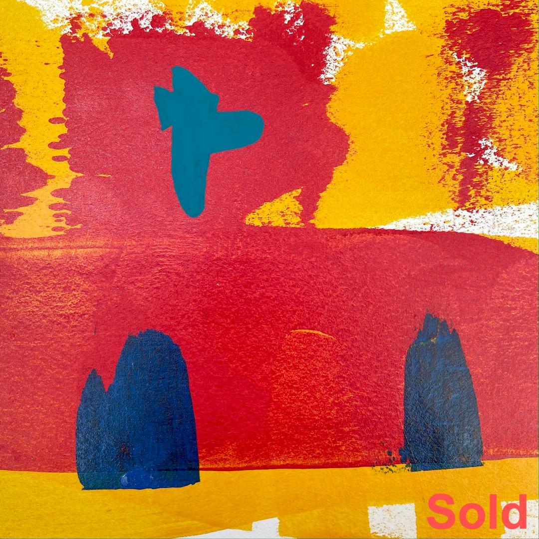 Artist Don Rubin