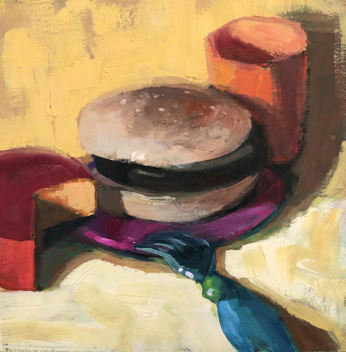 Artist Jill Glassman