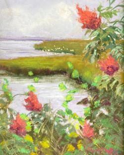 Artist Jean Hirons