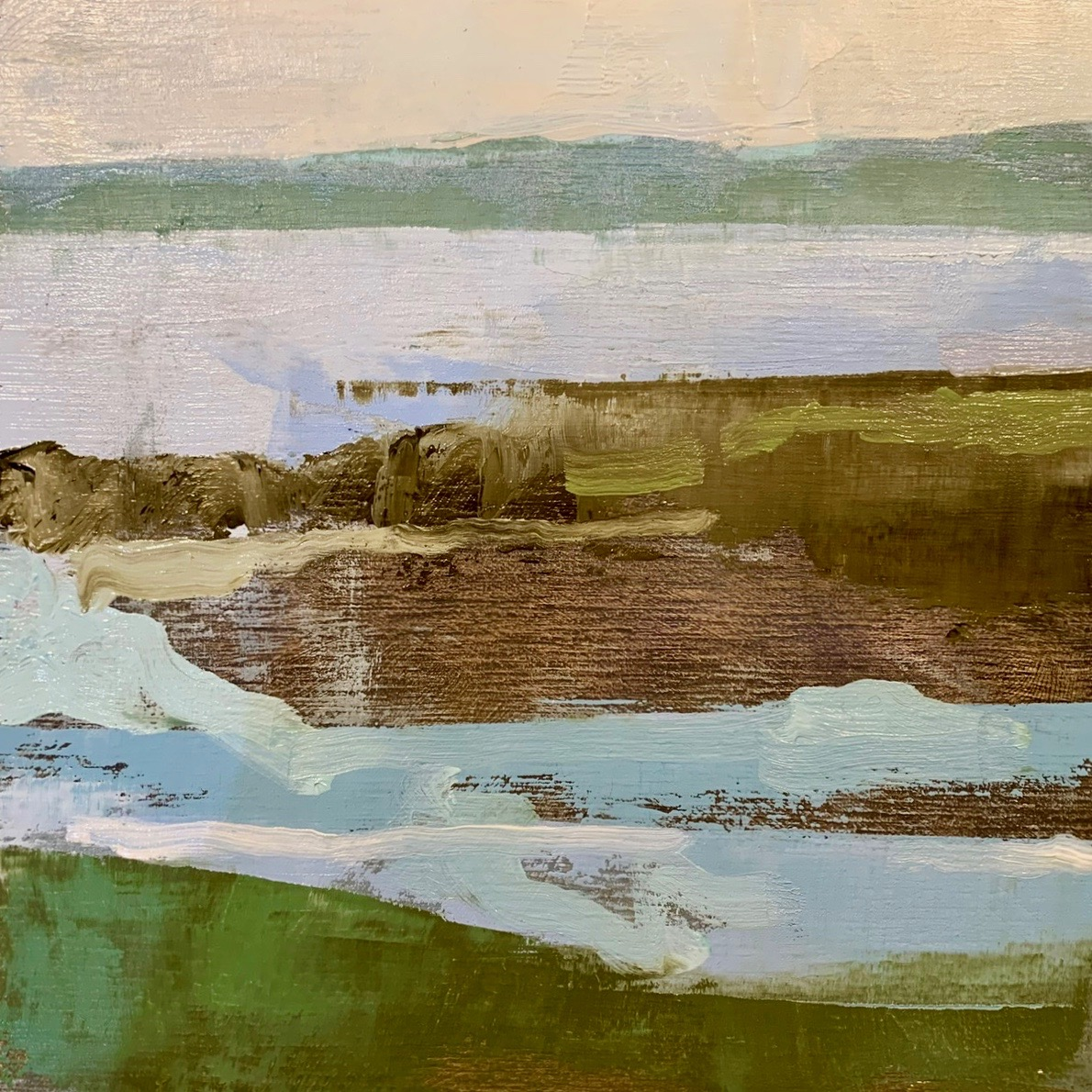 Artist Claudia Rilling