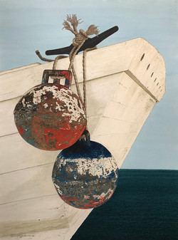 Artist Howard Eberle