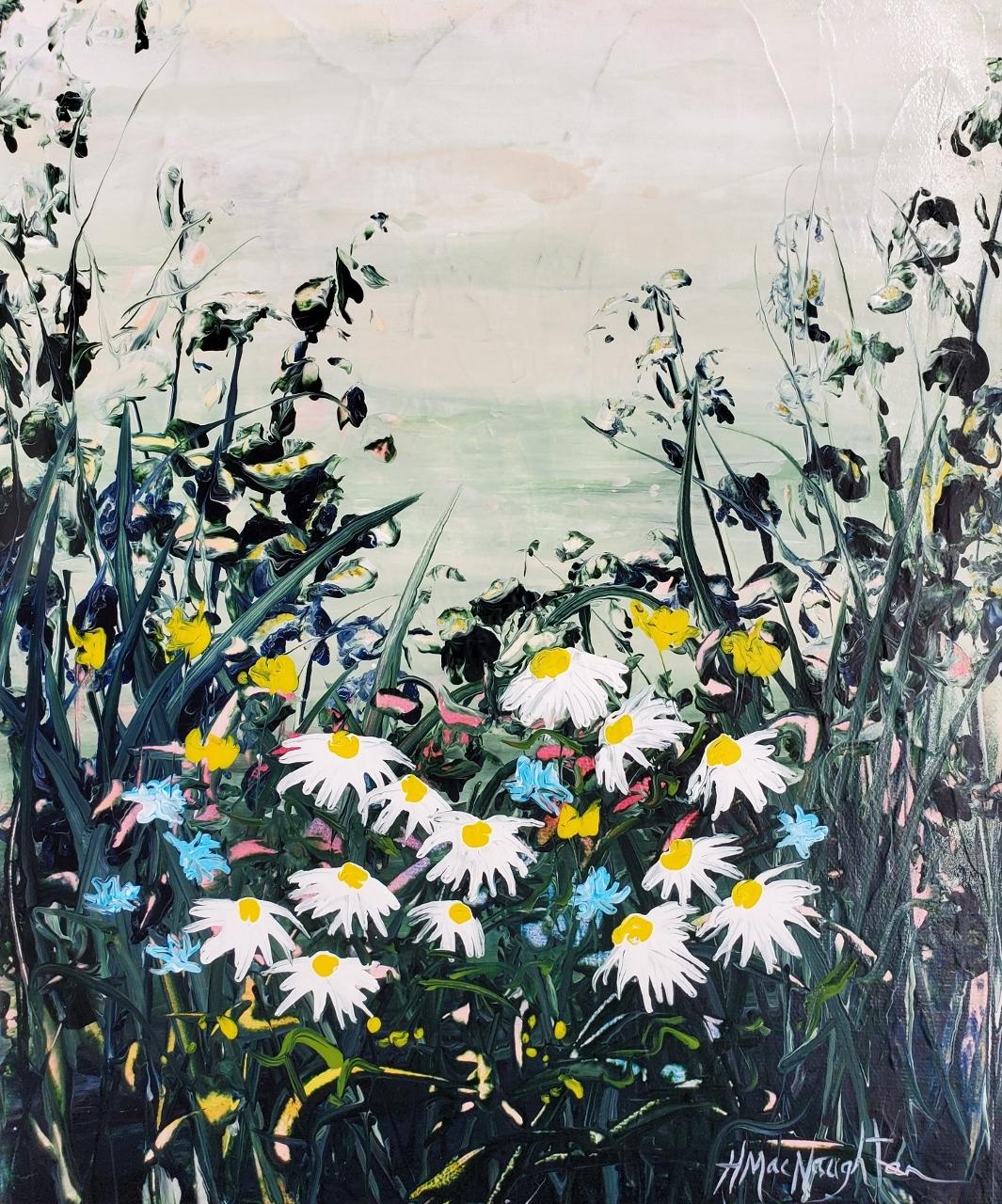 Artist Hanna MacNaughtan