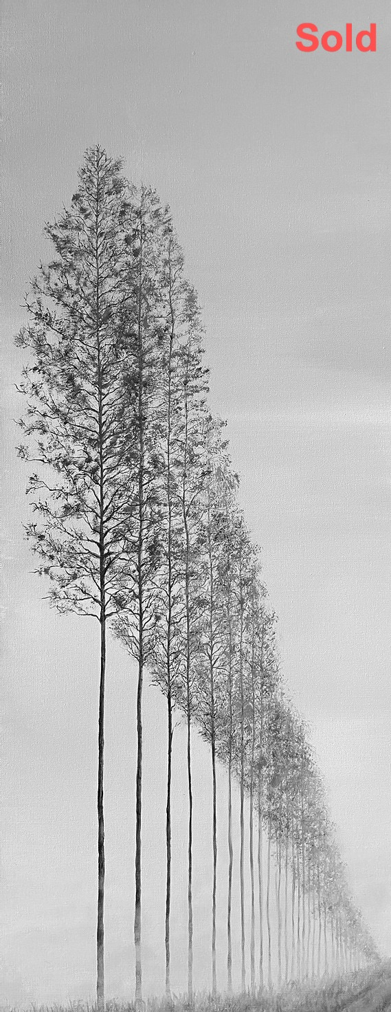 Artist Yvonne Frankis