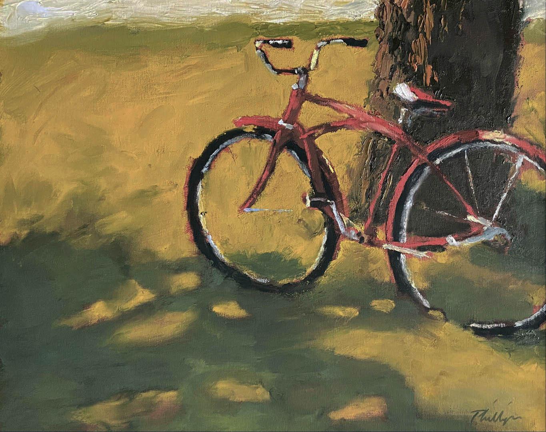 Artist Rick Phillips