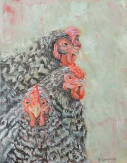 Artist Beverly Gurganus
