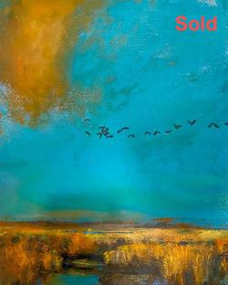 Artist Michelle Marshall