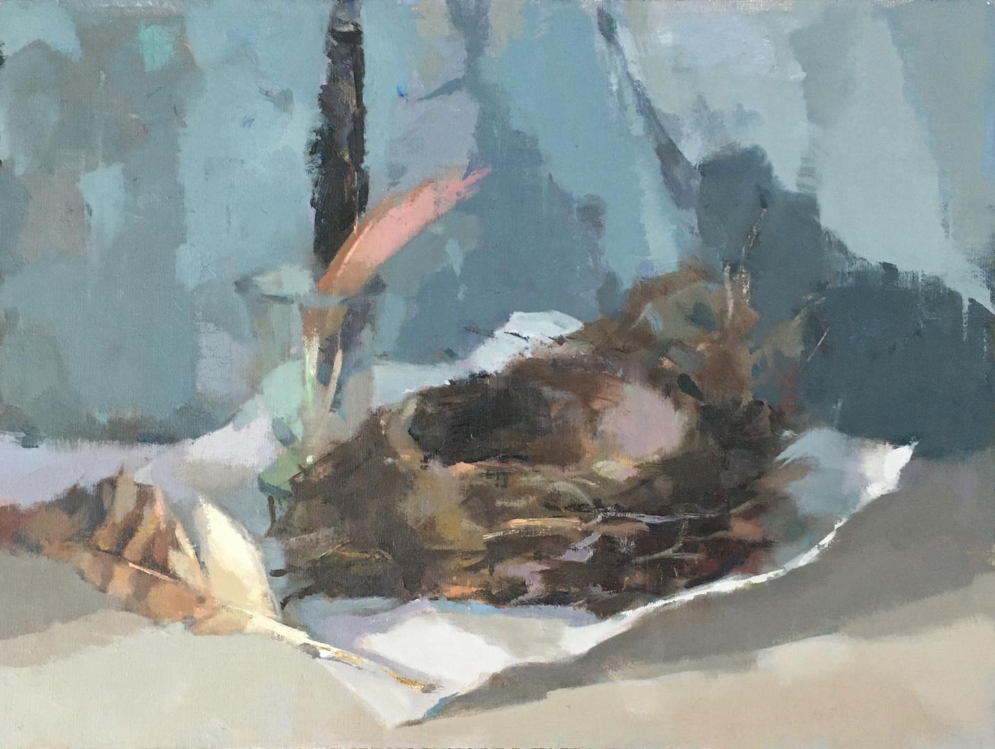 Artist Bernard Dellario