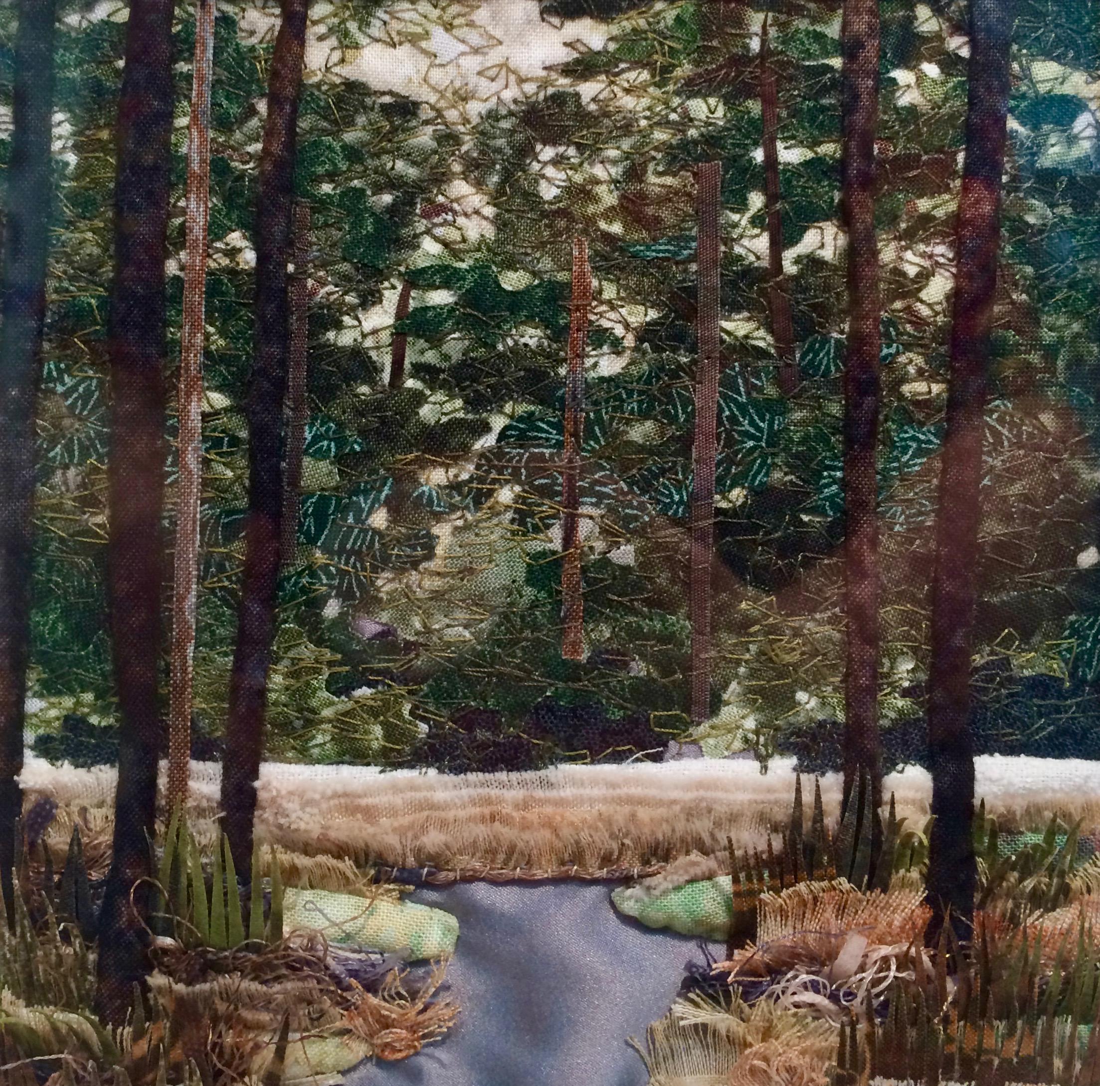 Artist Betsey Von Dreele