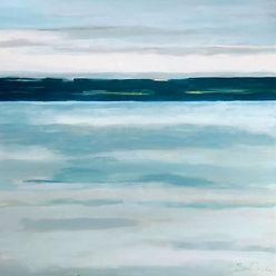 Sara Cameli,Water Lines,48x48.jpg